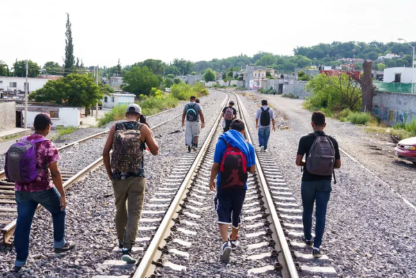 Migrant teens' tragic challenges to getting an education